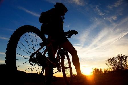 Cipro Tour in Mountainbike