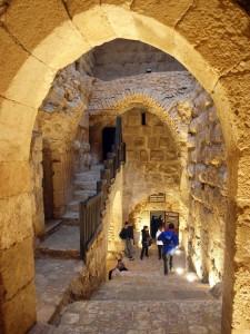 giordania castello