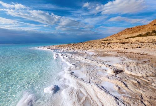 La Giordania e il Mar Morto