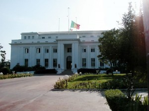 Senegal 1000 volti 2 _palazzo_presidenziale_