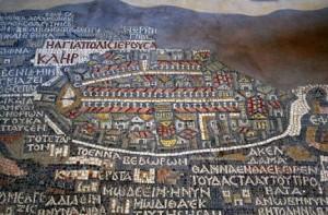 giordania madaba