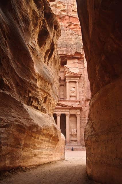 Un breve Tour della Giordania
