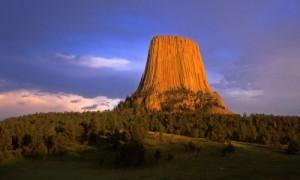 stati uniti Devils_Tower_Wyoming_md