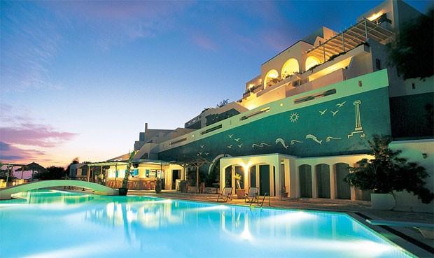 Hotel Aegialis amorgos
