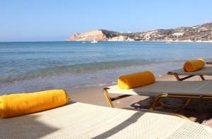 grecia golden milos beach 3