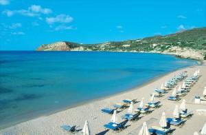 grecia golden milos beach 5