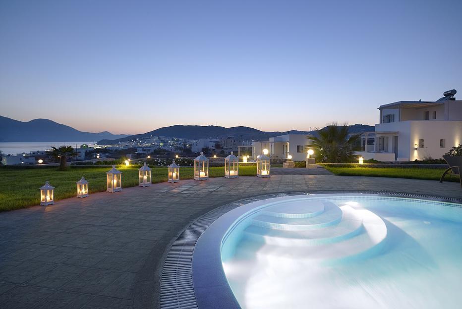 hotel santa maria village milos