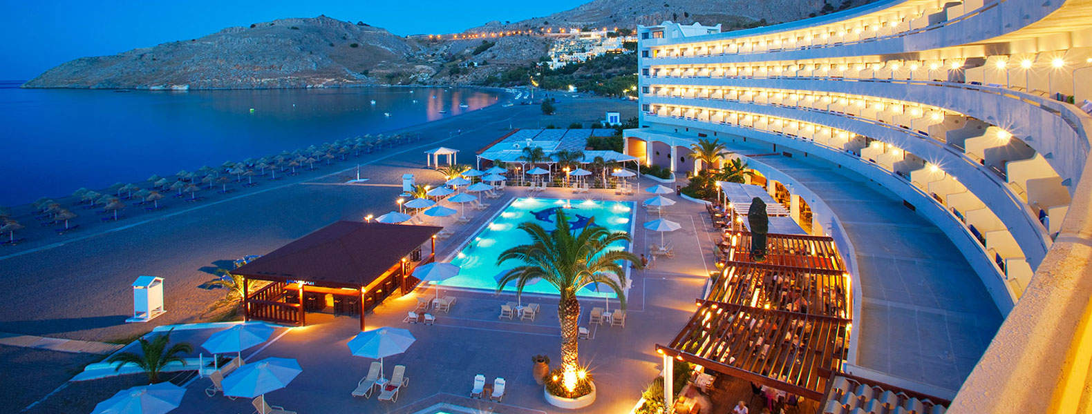 sentido lindos bay resort & spa