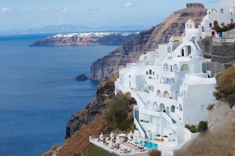 hotel tzekos villas santorini