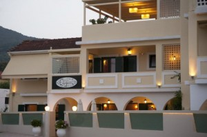 grecia lefkada villa 1