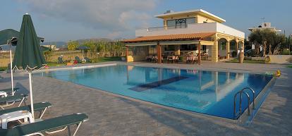 Mediterraneo Studios e appartamenti zona Chania