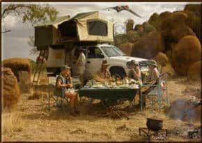 Tours con Camping car 4×4 viaggi a contatto con la natura