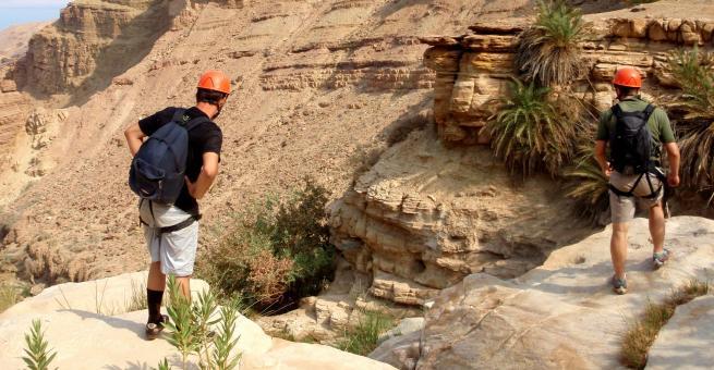 Giordania Trekking tra Wadi Rum valli e Wadi
