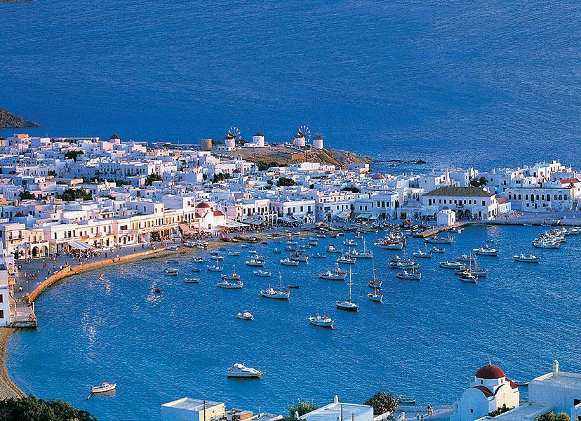 Mykonos e Ikaria , due isole un sogno
