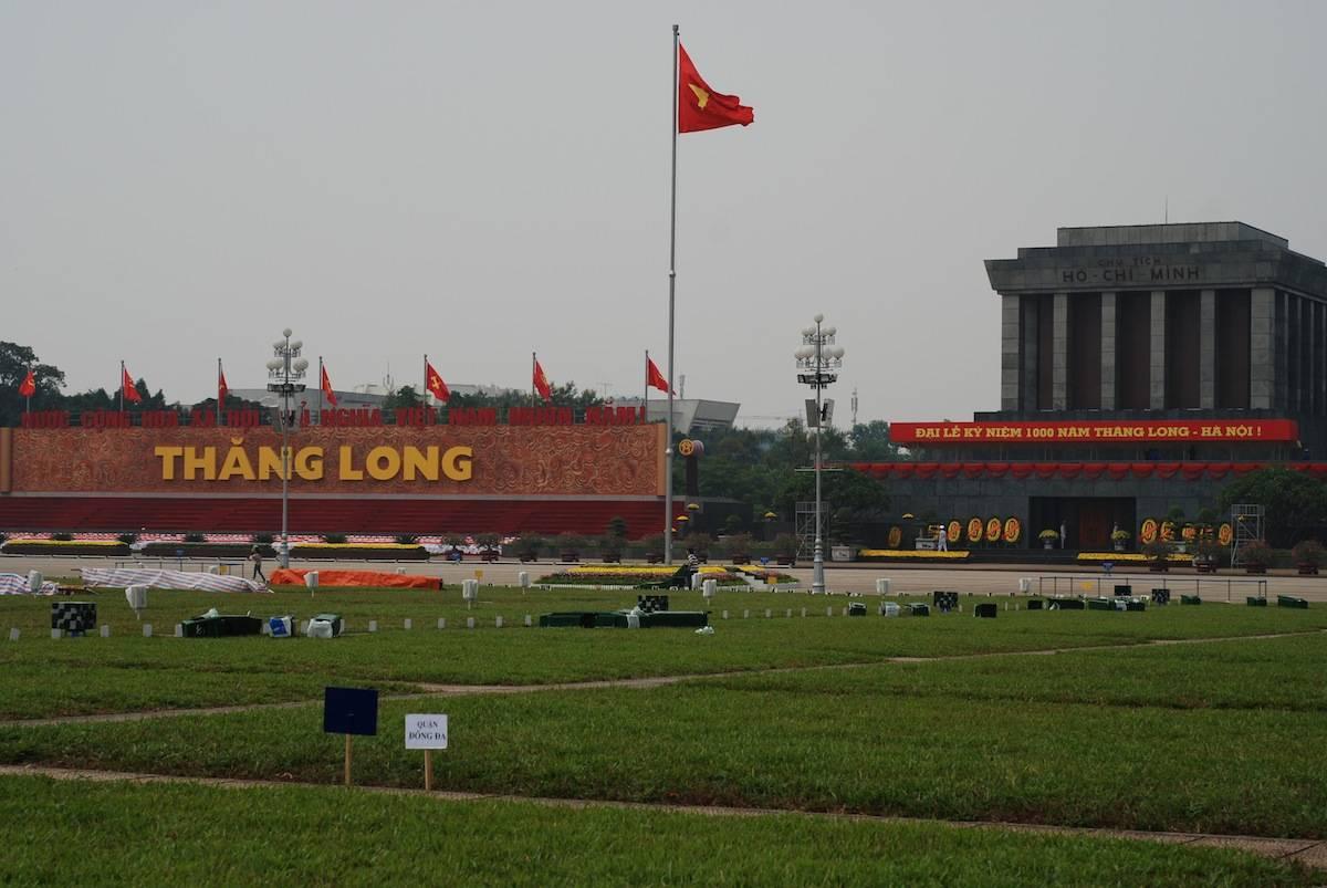 Ho-Chi-Minh-Mausoleo