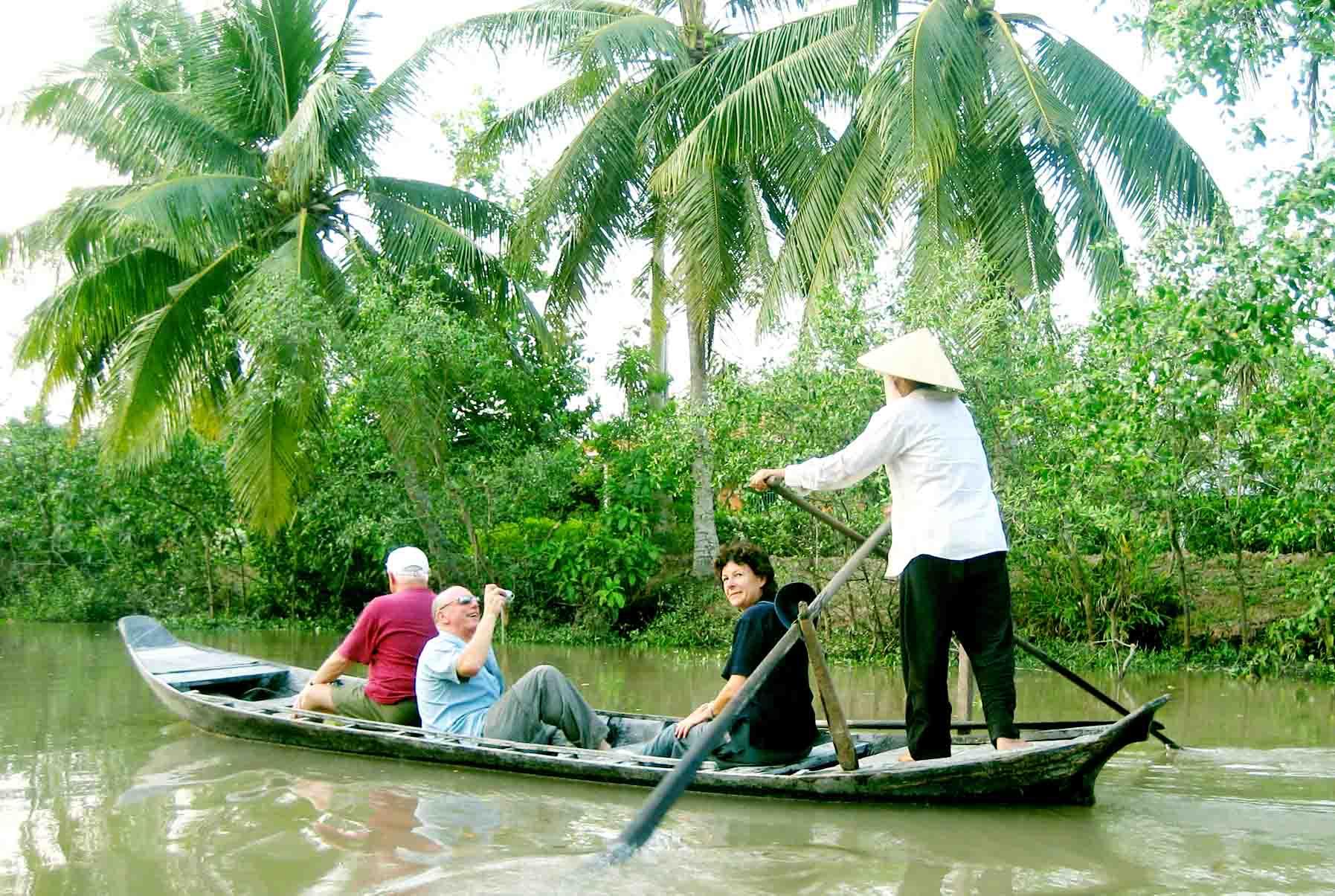 MK boat @ Do cheo MK