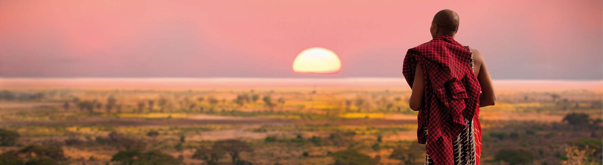 Tanzania Safari Parchi ed Etnie