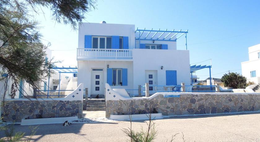 Villa Blue eden milos