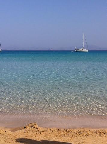 koufonisia spiaggia di pori