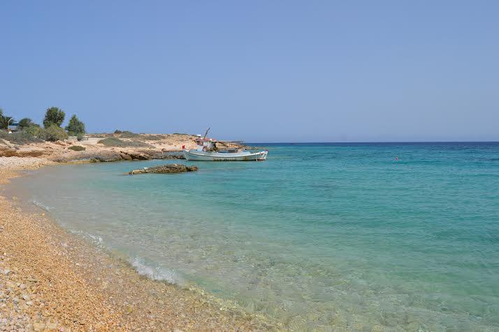 spiaggia di ammos