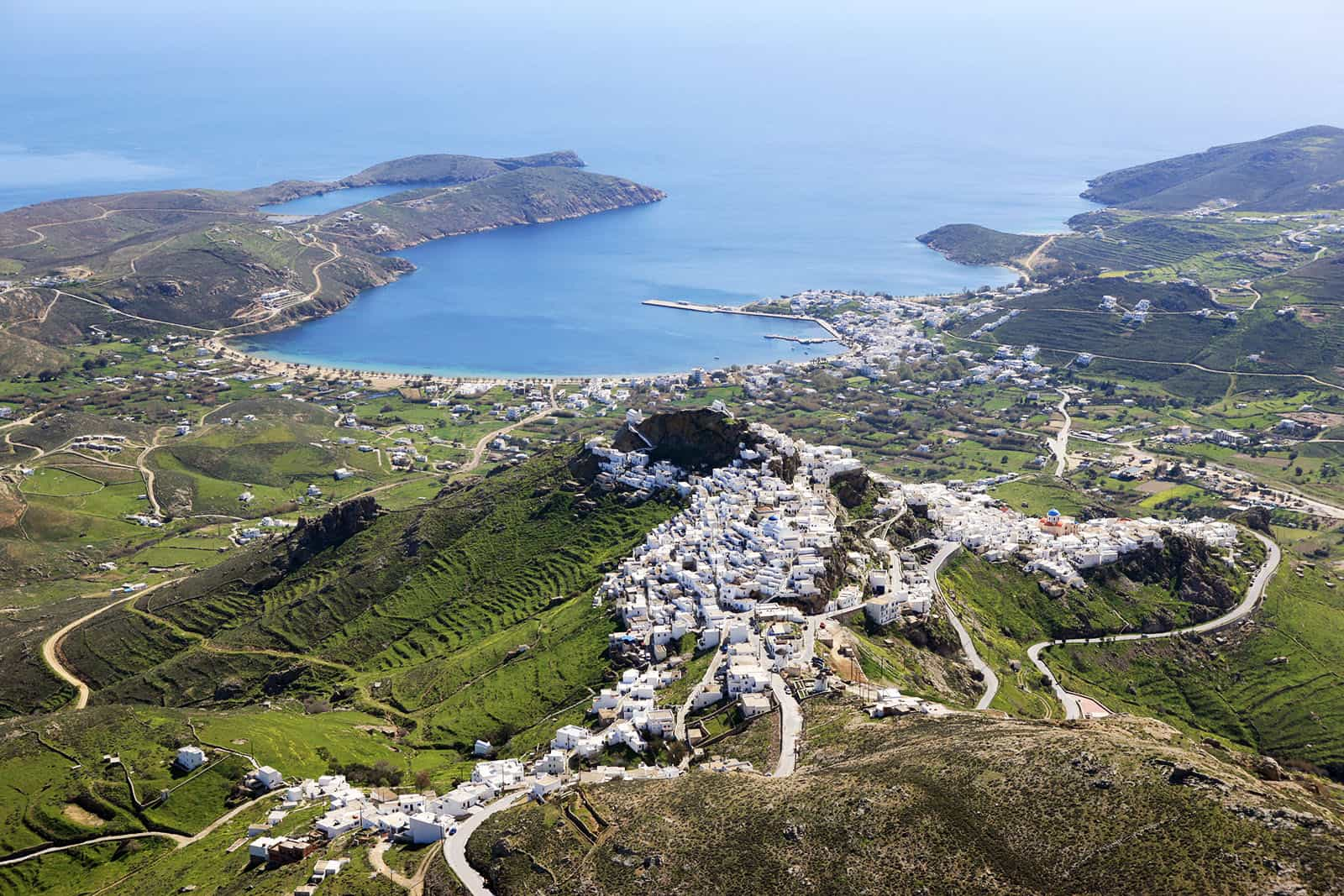 Serifos la genuina