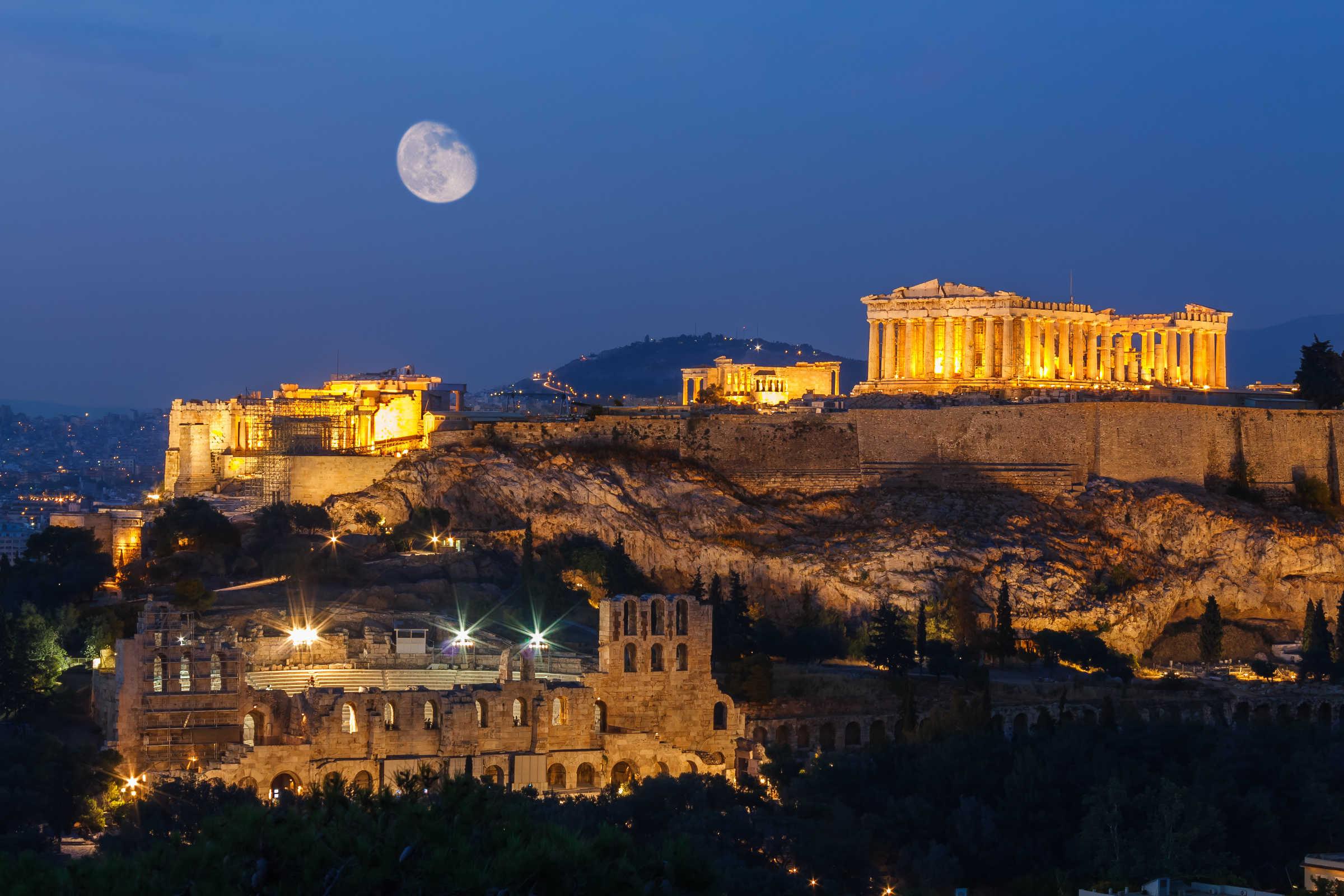 Grecia Classica sette giorni