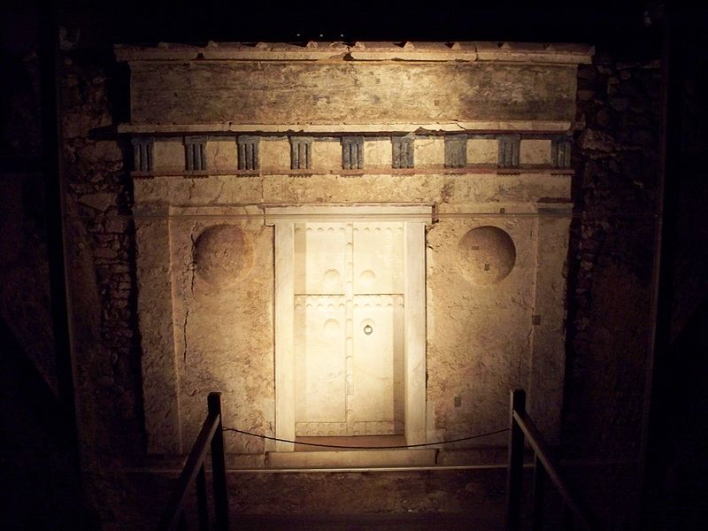 vergina-tombs