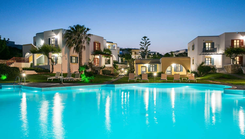 Acqua marina hotel paros