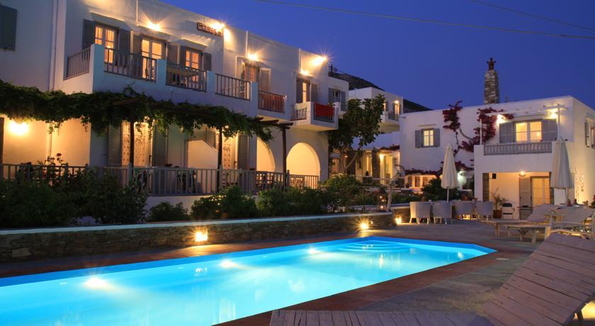Nimphes hotel Sifnos