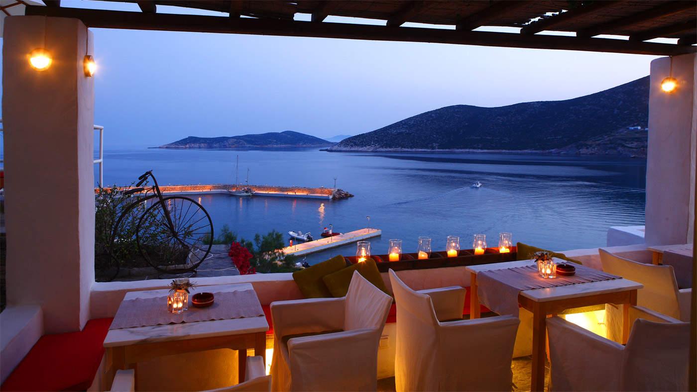 Niriedes Hotel Sifnos