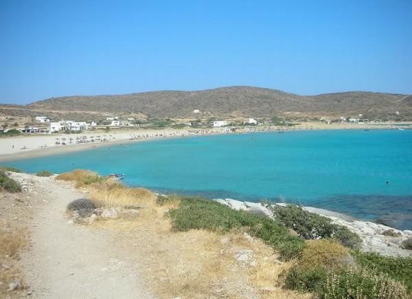 spiaggia Manganari