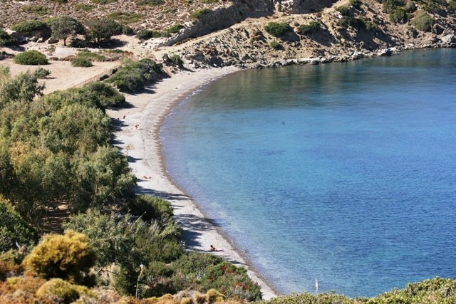 spiaggai di Tilos