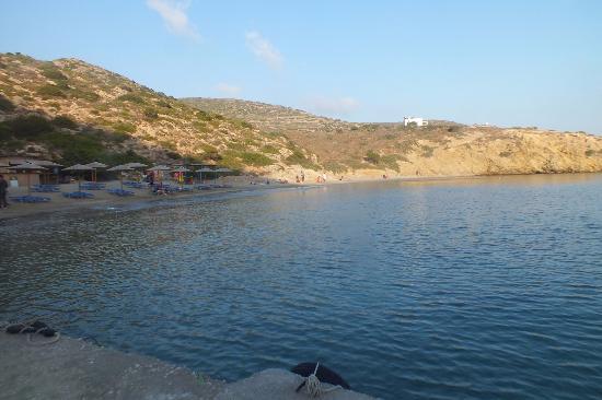 spiaggia maltezi amorgos