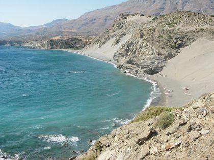 spiaggiaAgiosPavlosBeach
