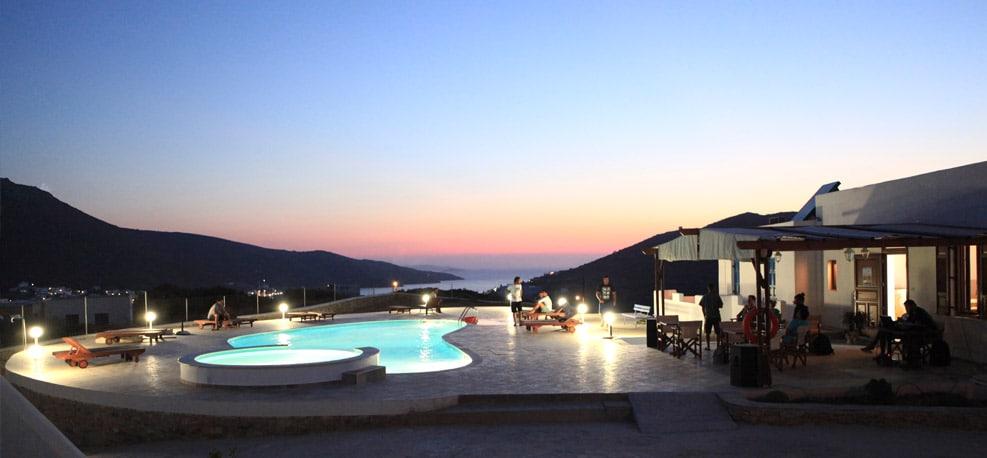 Amorgion Hotel amorgos