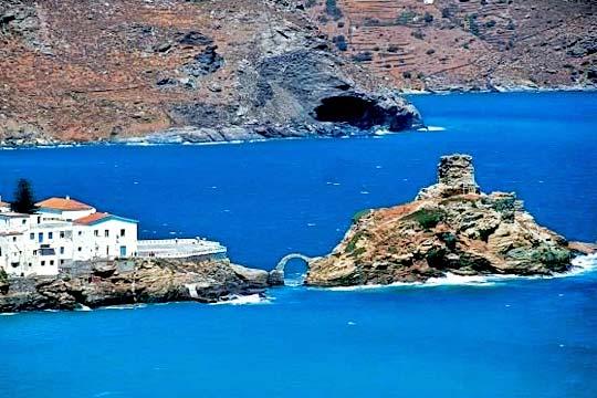 Greek Castle