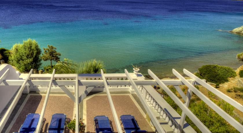 Aneroussa hotel Andros