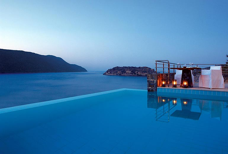 Blue Palace hotel creta