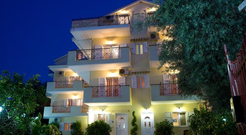 Filoxenia Apartment Legfkada