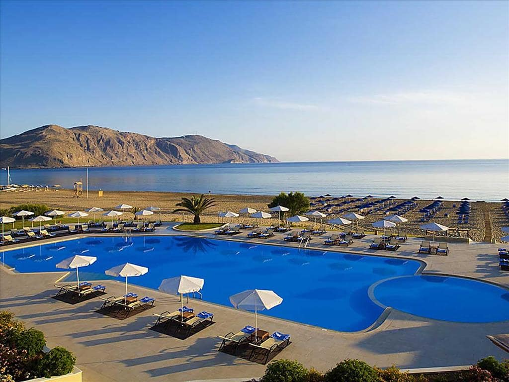 Pilot Beach hotel creta