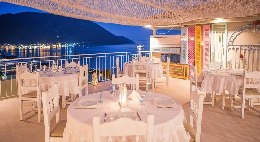 Ponti Beach hotel Lefkada