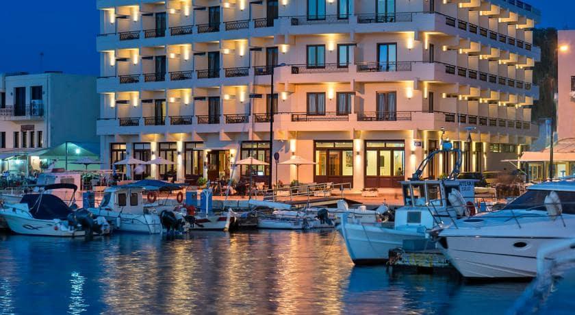 Porto veneziano hotel chania
