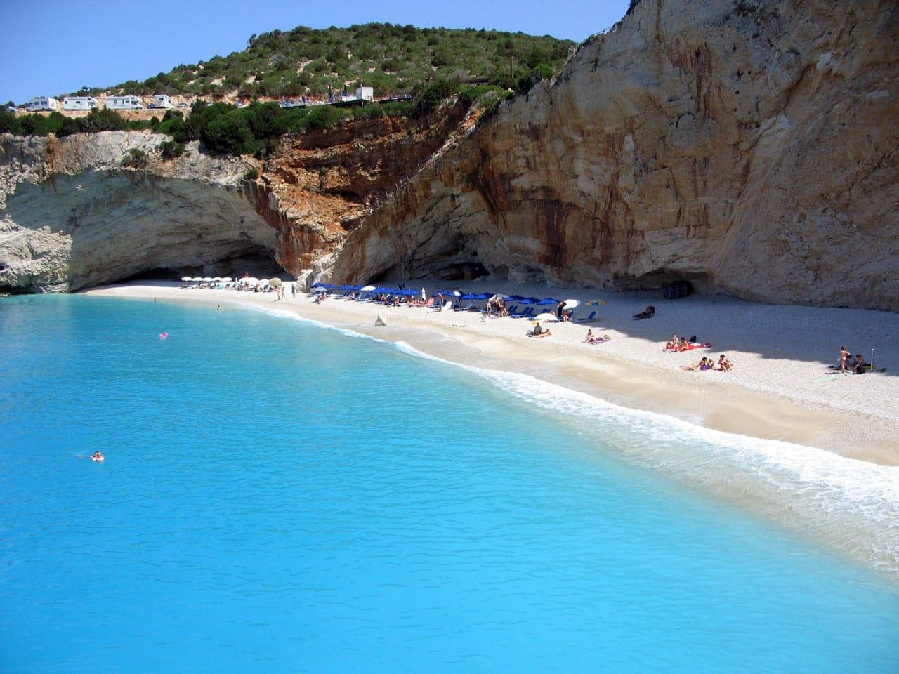 spiaggia Porto Katsiki Lefkada