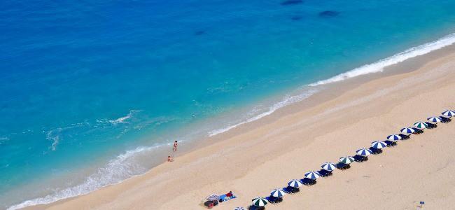 spiaggia dafni Zante