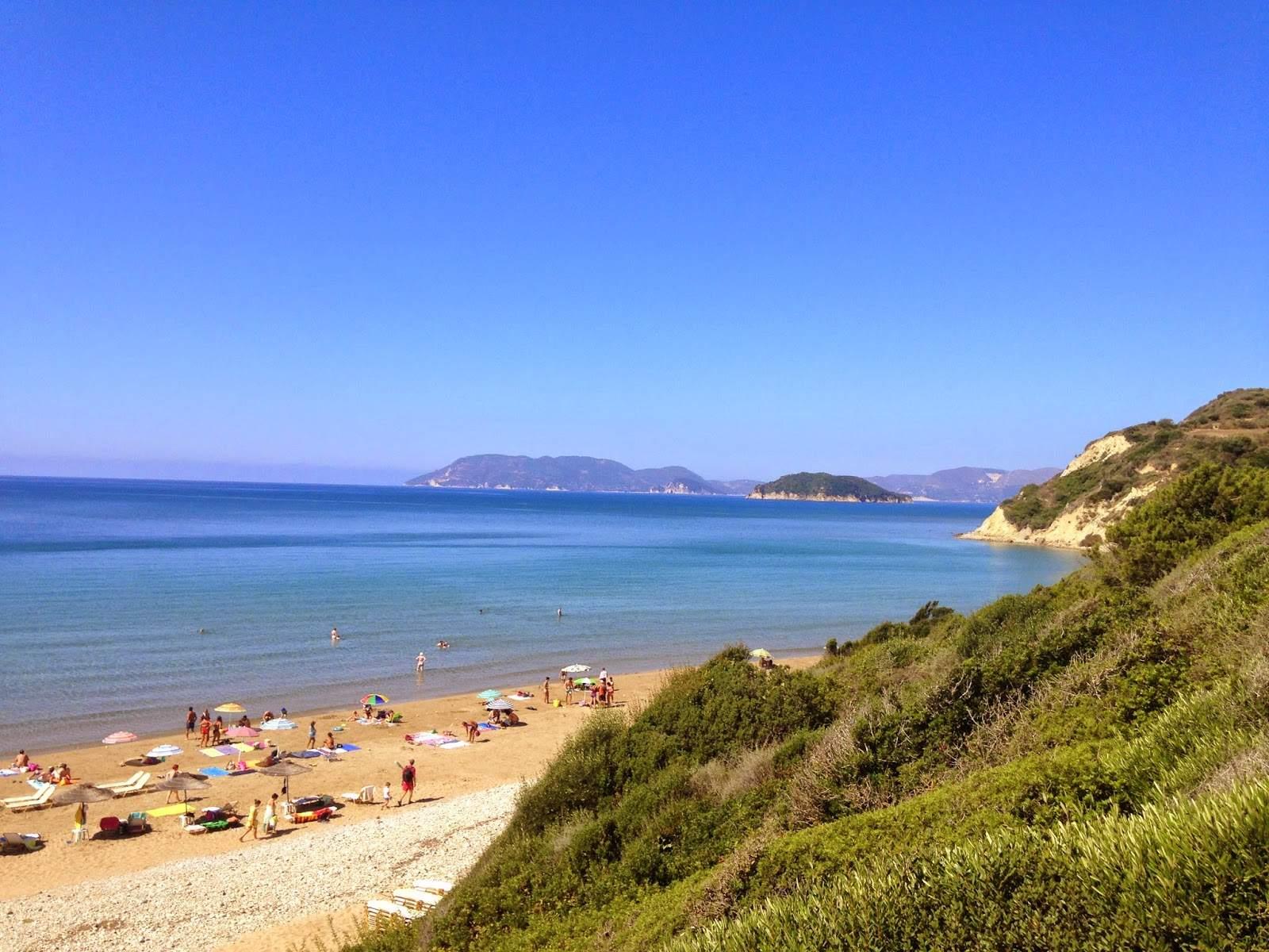 spiaggia di Dafni Zante