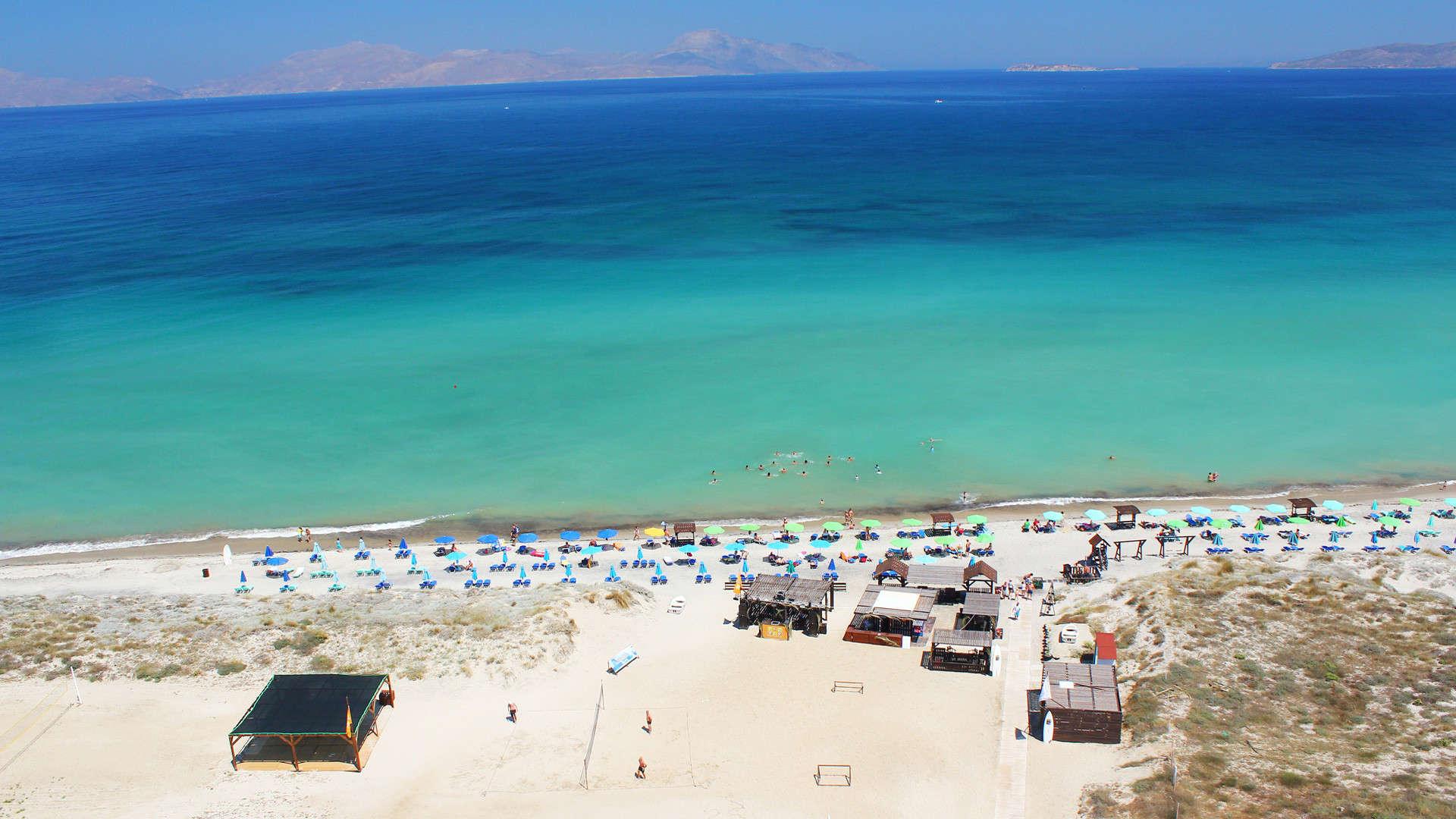 spiaggia di mastichari kos1