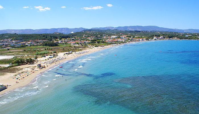spiaggia tsilivi zante