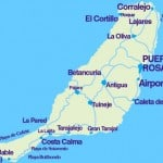 mappa fuerte