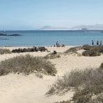 playa de la concha fuerteventura