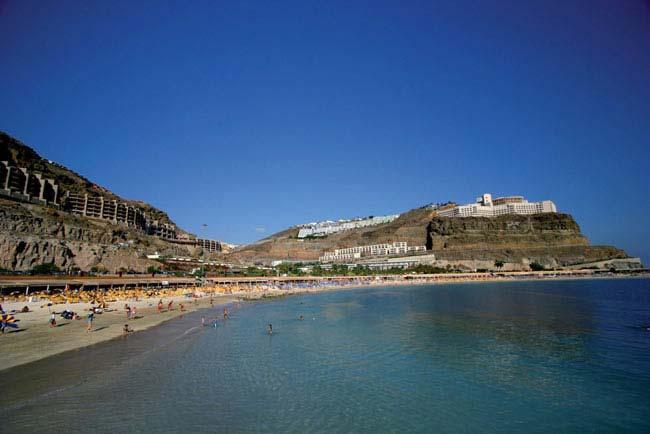 Puerto-Rico-Beach-Gran-Canaria